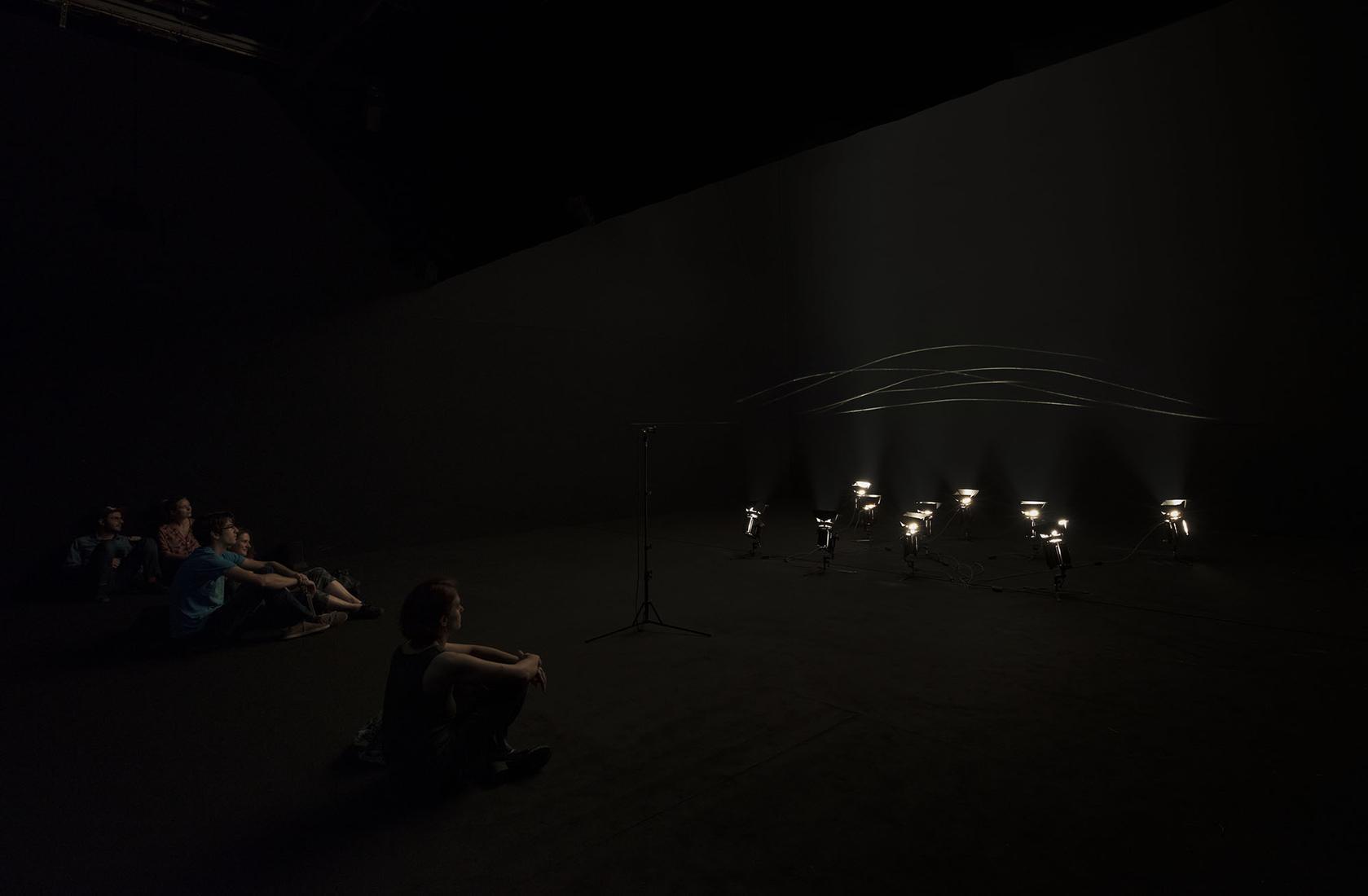 Tomás Saraceno: ON AIR - Exhibitions
