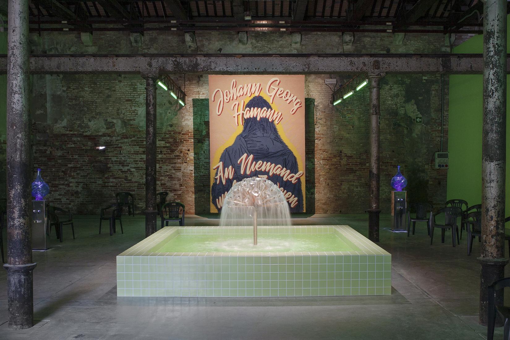 May 11 — November 24, 2019 - La Biennale di Venezia - Slavs and Tatars: May You Live In Interesting Times -  - Exhibitions