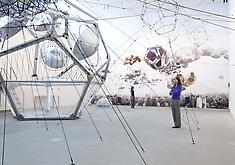 Tomas Saraceno: Cloud Specific