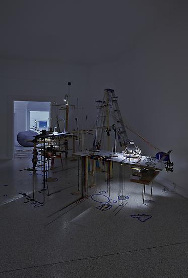 Sarah Sze: Triple Point - Exhibitions