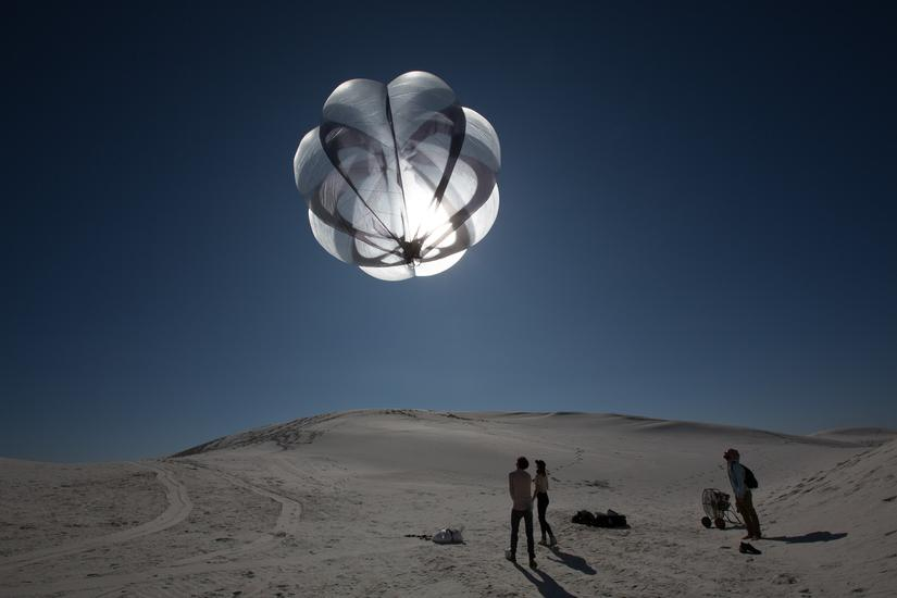 Tomás Saraceno Aerocene, launches at White...