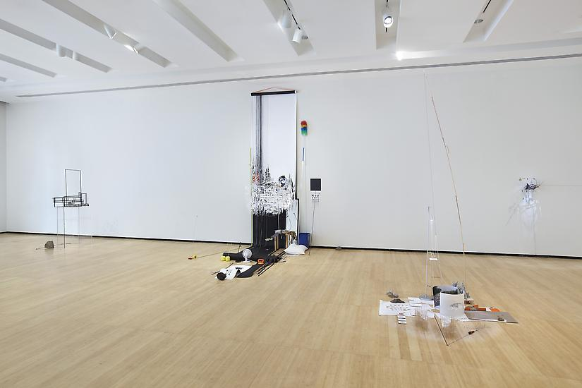 Sarah Sze: Infinite Line - Exhibitions