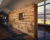 Haim Steinbach Display #23 - Adirondack tableau 19...