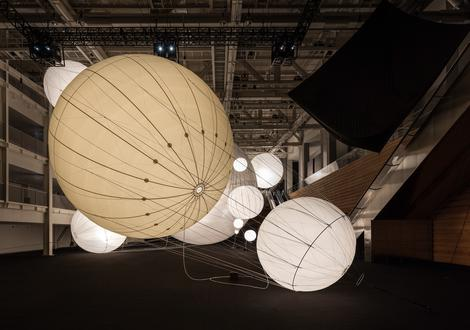 Tomás Saraceno: Our Interplanetary Bodies