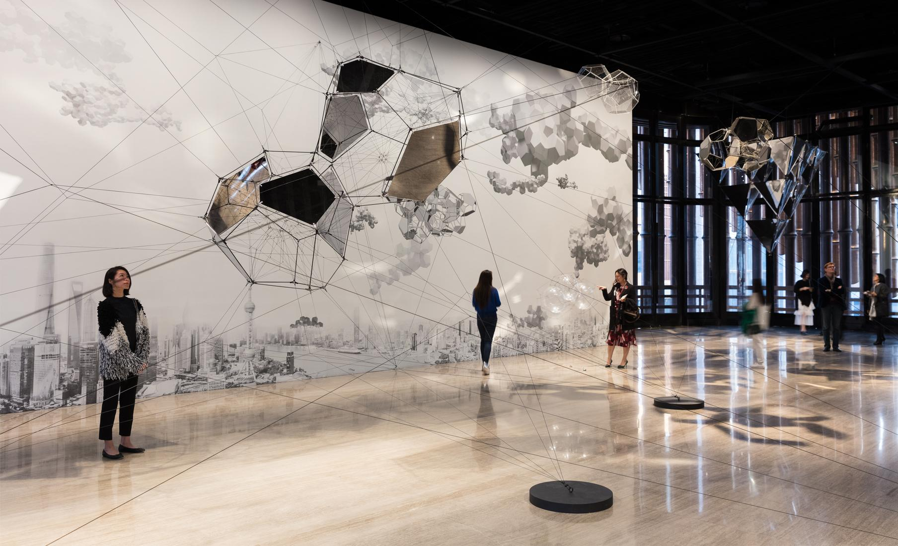 Tomás Saraceno: Aerographies The Utopian Practitioner and Visionary - Exhibitions