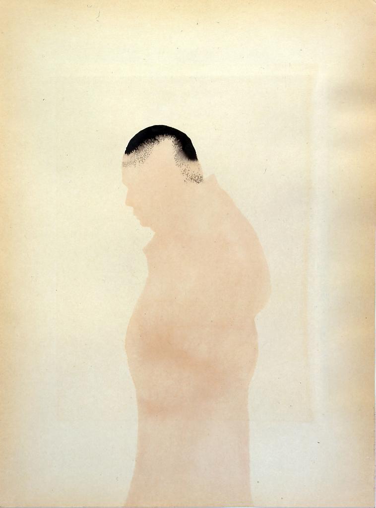 Dirk Stewen untitled, Hamburg 2007 Watercolour and...