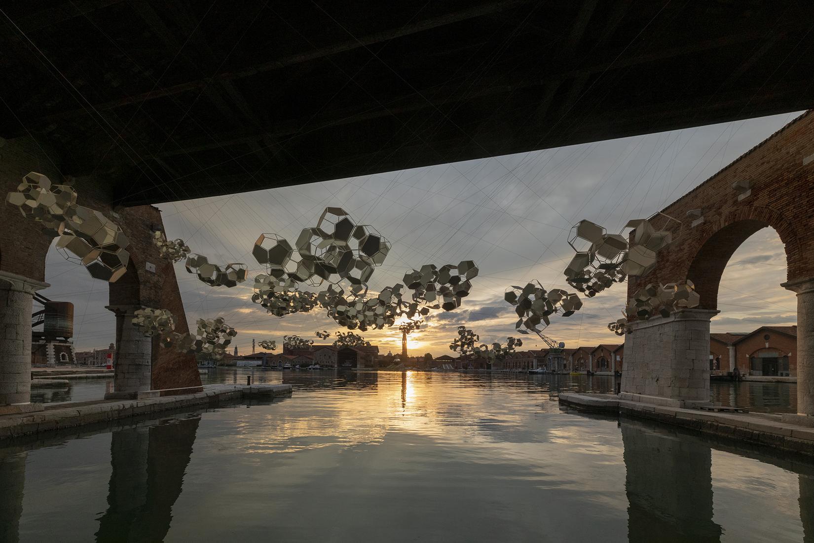 May 11 — November 24, 2019 - LA BIENNALE DI VENEZIA - Tomás Saraceno: May You Live In Interesting Times -  - Exhibitions