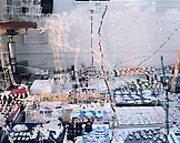 Sarah Sze Untitled (Studio) 1996 mixed media Dimen...