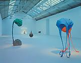 Charles LONG Young Americans 1996 Installation vie...