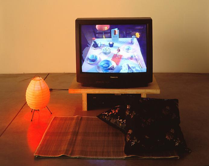 Mat COLLISHAW Chopstick Chimera 1998 Mixed media,...