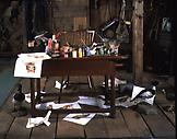 Mark DION Alexander Wilson - Studio 1999 Wooden st...