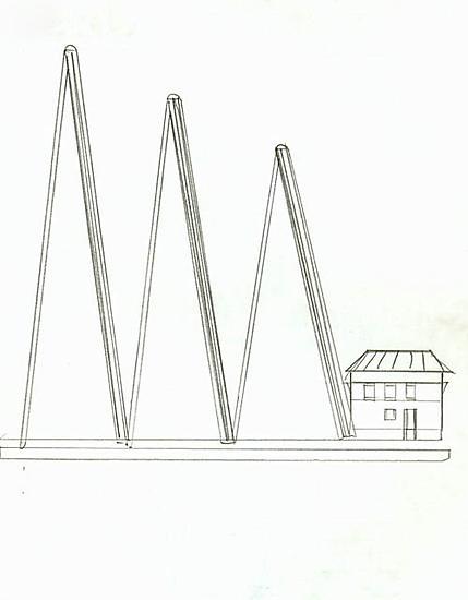 Thomas SCHEIBITZ Untitled 1999 Pencil on paper 11...