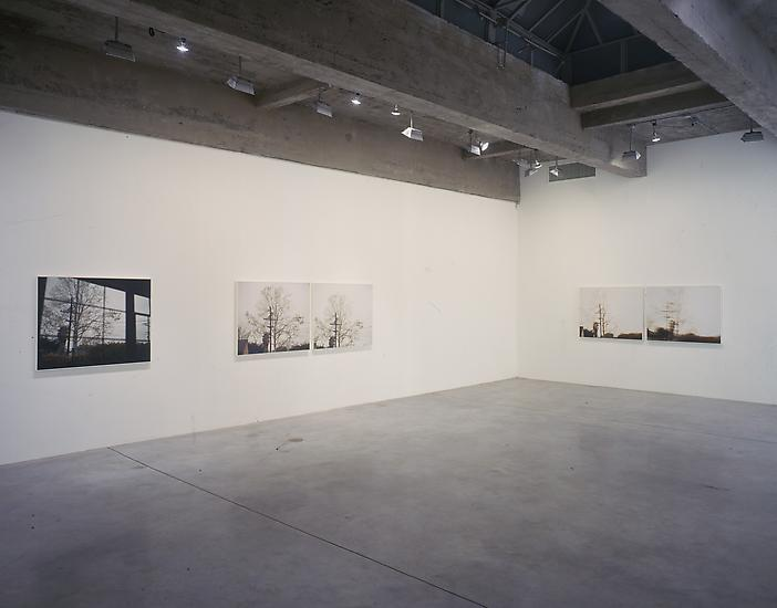 23 October - 27 November 1999 - nowhere near - Uta Barth - Exhibitions