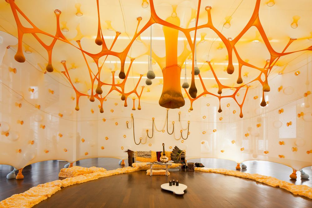 Ernesto NETO Paxpa - There is a Forest Encantada I...