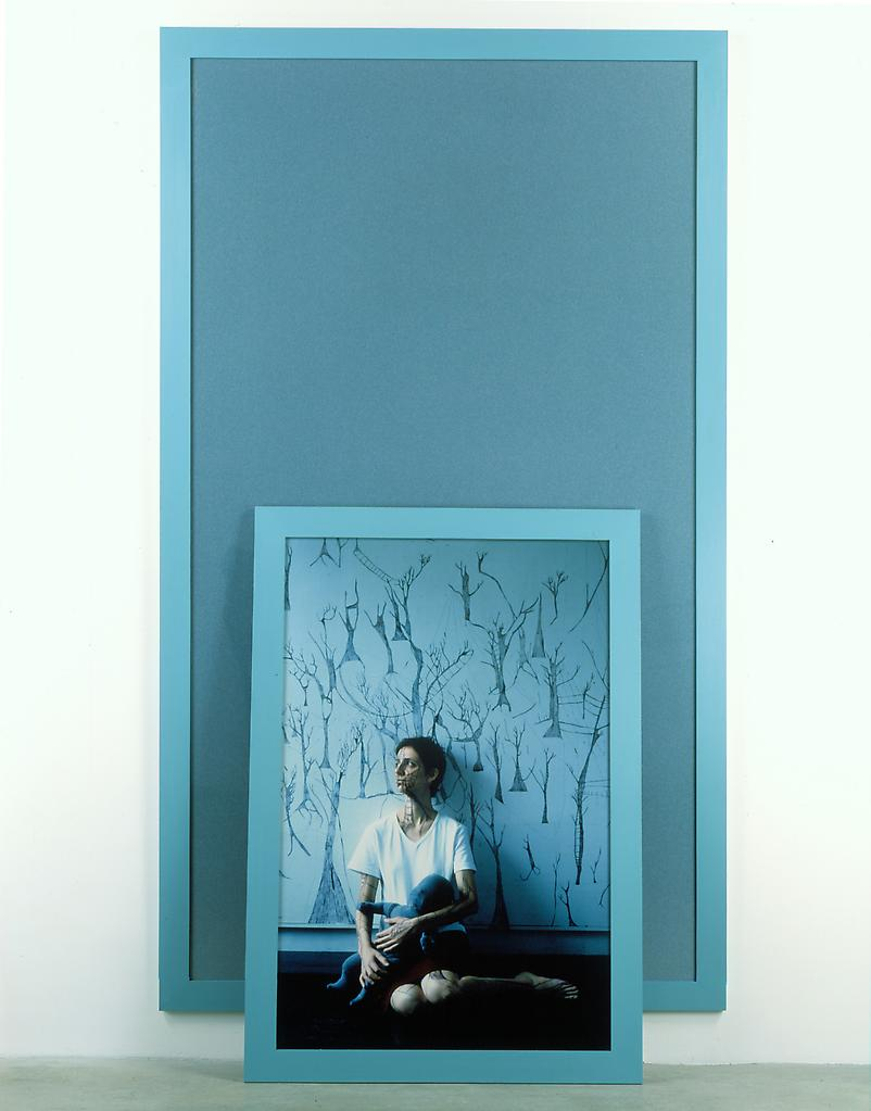 SANDRA CINTO Untitled 2000 Framed color photograph...