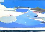 Thomas SCHEIBITZ Himmel 2000 Oil on canvas 78 3/4...