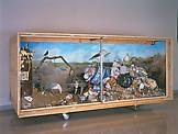 Mark DION Landfill 1999-2000 Mixed Media 71.5 x 1...