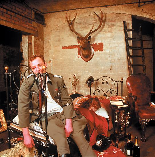 Mat COLLISHAW Rudolph & Gisela 2000 Lenticular 3D...