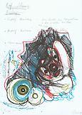 Thomas SCHEIBITZ Untitled Side B 2001 marker, pen...