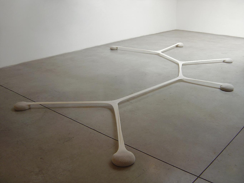 Ernesto NETO Life Crawl 2000 Polyamide, cotton, ny...