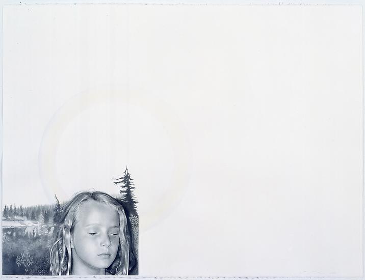 Peggy PREHEIM Fourth Carolina 2002 pencil, waterco...