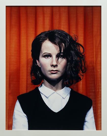 GILLIAN WEARING Self Portrait at 17 Years Old 2003...