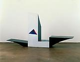 Thomas SCHEIBITZ Schiff 2003 MDF 61 1/2 x 119 &nbs...