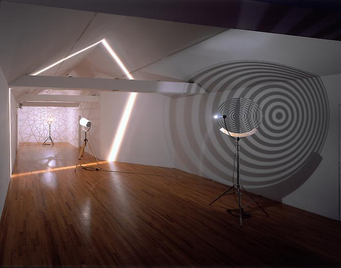 Olafur Eliasson Five fold sphere projection lamp,...