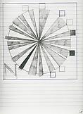 Thomas SCHEIBITZ Untitled 2004 Pencil and pen on p...