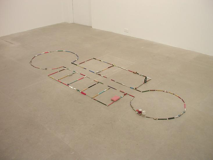 Mark Manders Inhabited for a Survey (First Floor P...