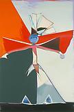 Thomas SCHEIBITZ Untitled (No. 402) 2005 oil on ca...