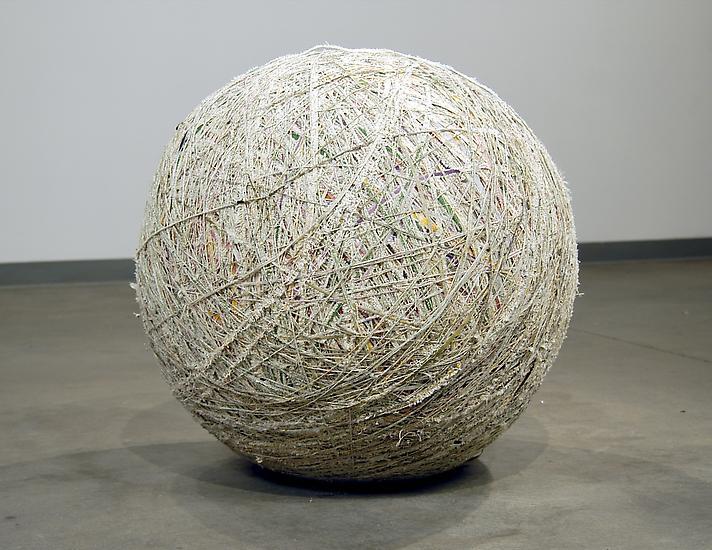 Analia Saban The Painting Ball (48 Abstract, 42 La...