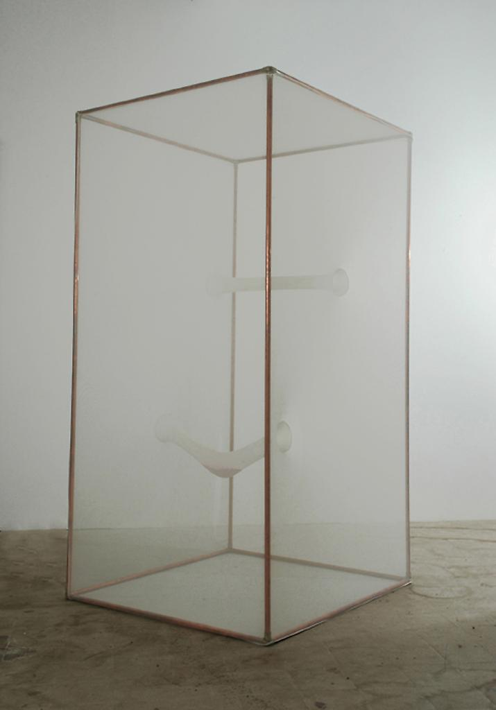 Ernesto NETO Two simple turned time for a cultural...