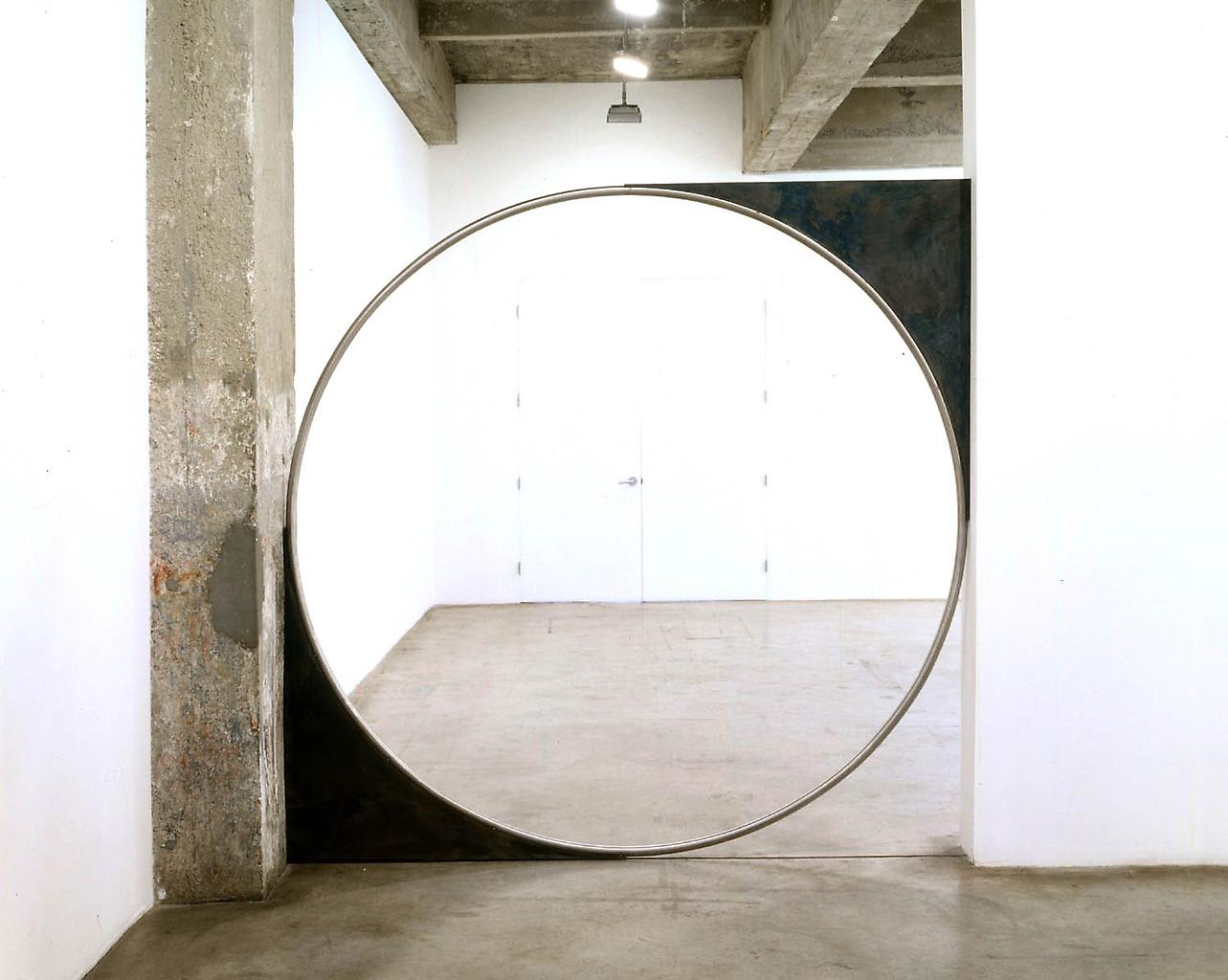 Nicole WERMERS Untitled Forcefield (single ring in...