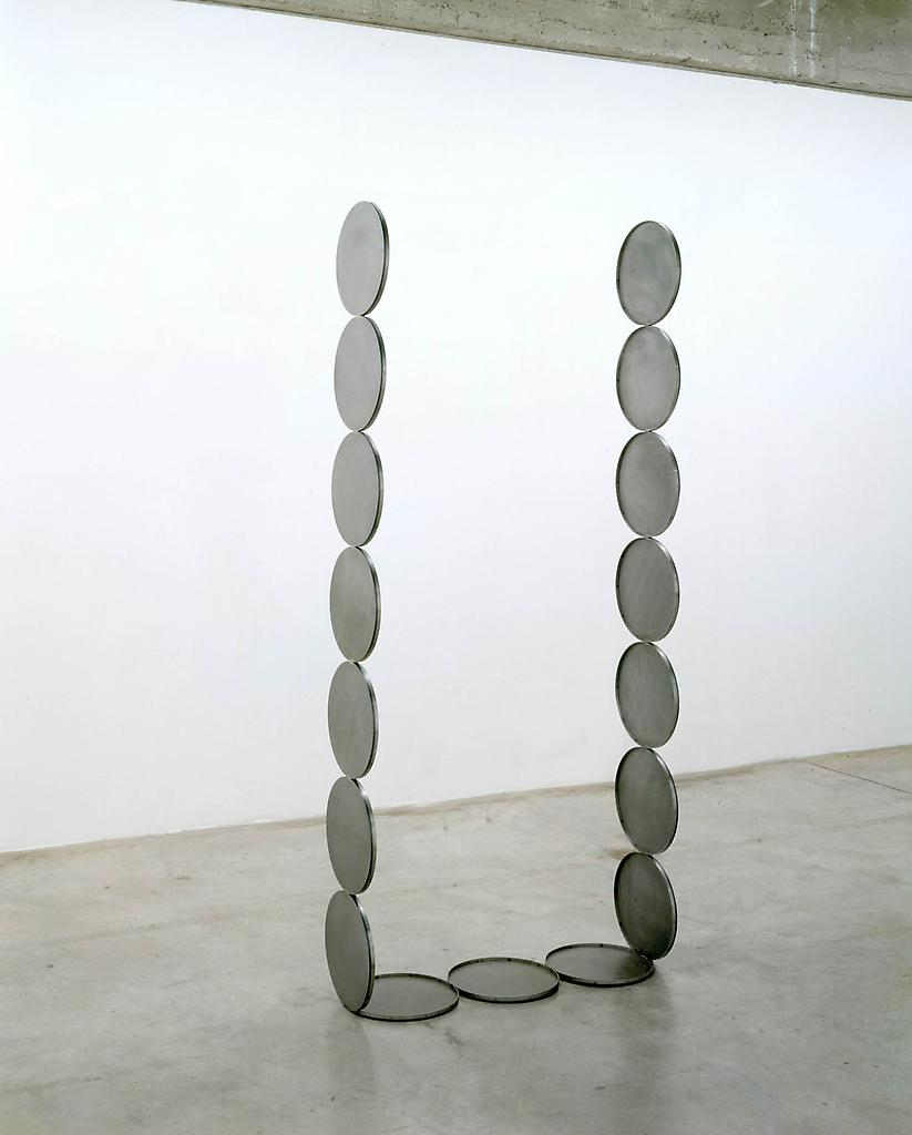Nicole WERMERS Untitled Forcefield (tray portal) 2...