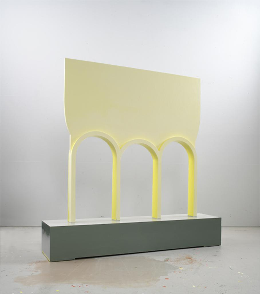 Thomas SCHEIBITZ A place in the sun 2007 painted M...