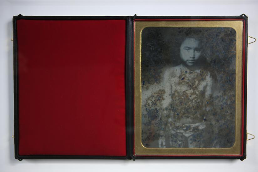 Mat COLLISHAW Deliverance 47 2008 daguerreotype wi...