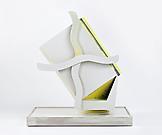 Thomas SCHEIBITZ Muhle 2008 MDF, epoxy, and paint...