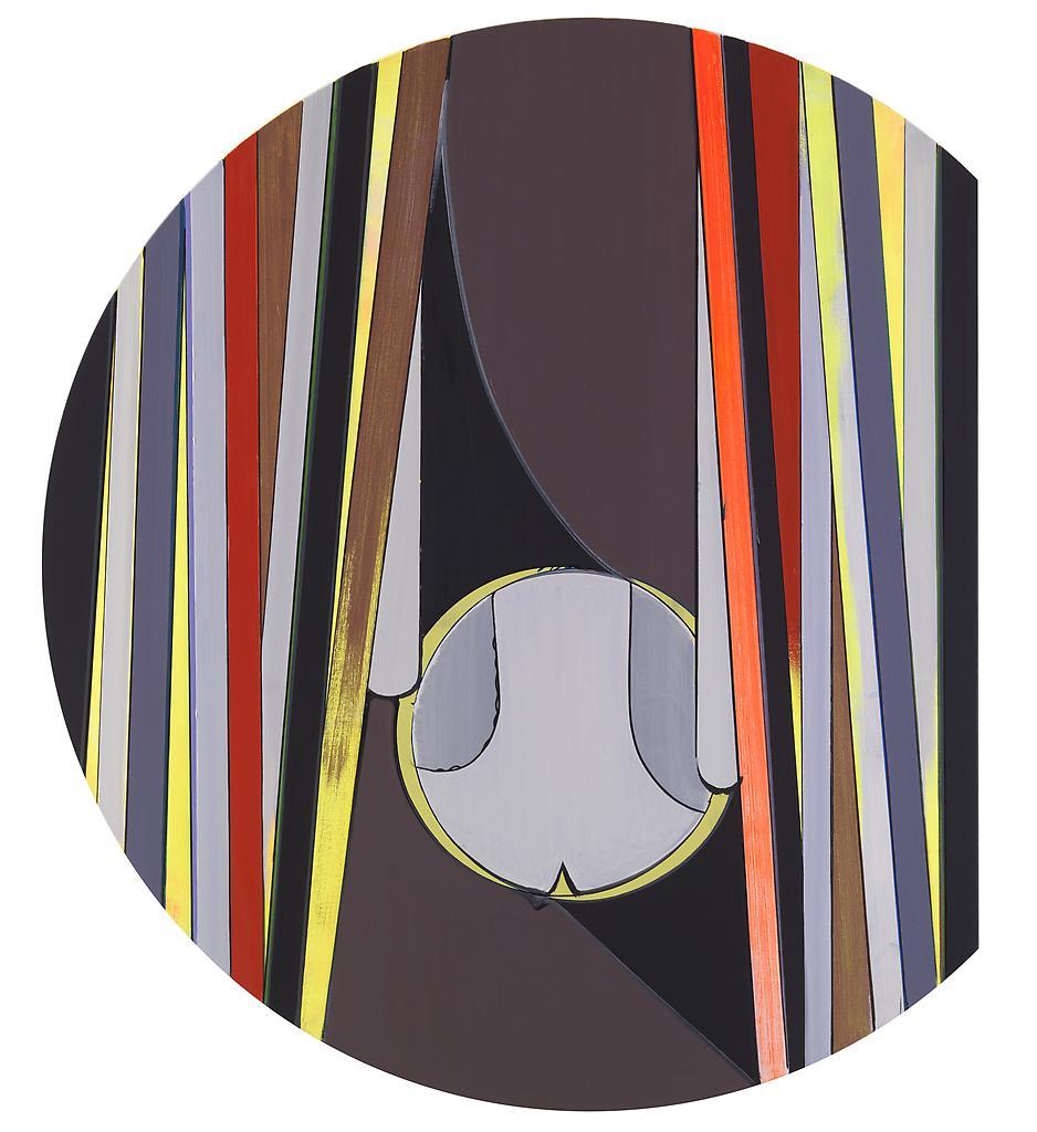 Thomas SCHEIBITZ Keramik II 2008 oil, vinyl, lacqu...