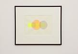Olafur Eliasson Orange to yellow and nine yellow m...