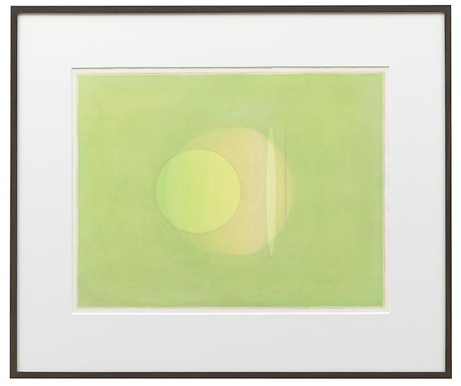 Olafur Eliasson Left brain movie 2010 watercolor a...