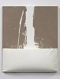 Analia Saban Decant (White) #1 2011 encaustic pain...
