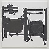 Analia Saban Representation of a Chair 2011 Acryli...