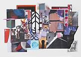 Thomas SCHEIBITZ A.G.C.T. IV 2011 offset, five-col...