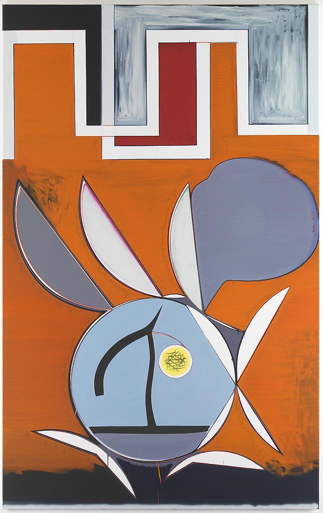 Thomas SCHEIBITZ Viktor 2005/2009 oil on canvas 11...