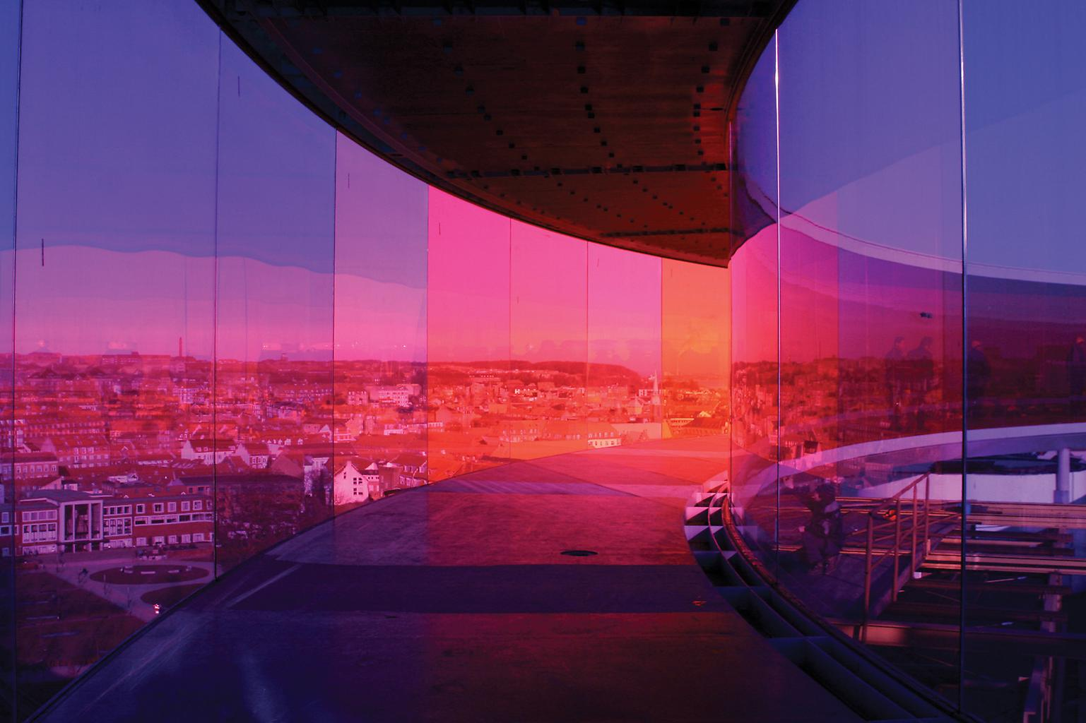 Olafur Eliasson Your rainbow panorama 2006-2011 AR...