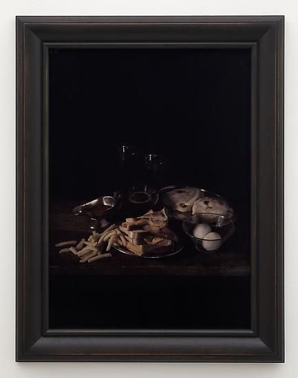 Mat COLLISHAW Gary Miller 2011 framed c-print 31 x...