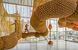 Ernesto Neto Madness is part of Life 2012 Installa...