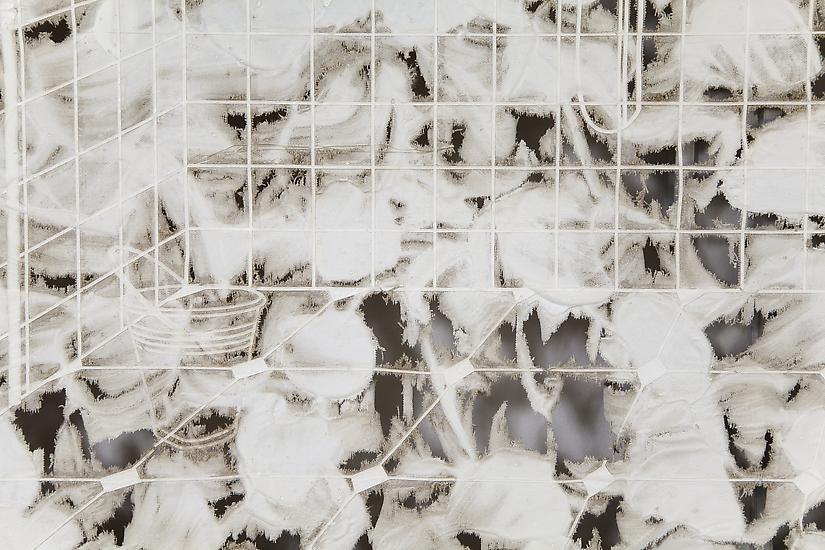 Analia Saban Erosion (Changing Room) #2 Detail 201...