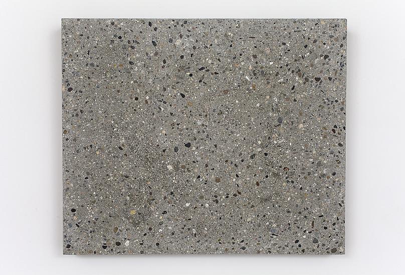Analia Saban Slab Foundation #2 2012 Concrete on c...